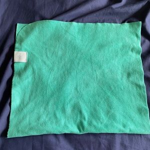 Lululemon the (small) towel in green never used